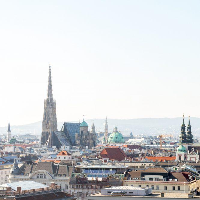 Volontär i Wien, Svenska Kyrkan i Utlandet